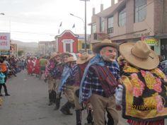 #Moquegua #HugoQuispe #LIDER Participando activamente del gran Corso del C.P. San Antonio - Moquegua
