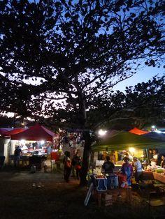 Chamoro Village Night Market, Guam (Dicembre)