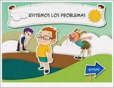 """""""Evitemos los problemas"""" es una aplicación de la plataforma Agrega que plantea a…"""