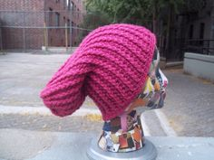 Slouchy Beanie Crochet Hat // 31 Colors Pink Hat // by AlexCreates, $15.00 Knit Crochet, Crochet Hats, Pink Hat, Slouchy Beanie, Crocheting, Winter Hats, Knitting, Trending Outfits, Colors