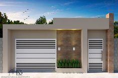 House Gate Design, Bungalow House Design, House Front Design, Small House Design, Modern House Design, Foyer Design, Home Design Decor, Fulton Homes, Morden House