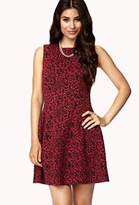 #F21CRUSH Promo-dresses-valentines-day_02day Black and red