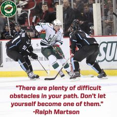 #Motivation #Quote #IAWild #Hockey