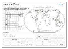 Šířkové pásy | datakabinet.cz Diagram, Words, Geography, Horse