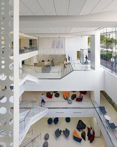 Georgetown University School of Continuing Studies   STUDIOS Architecture. Photo: Bruce Damonte   Bustler