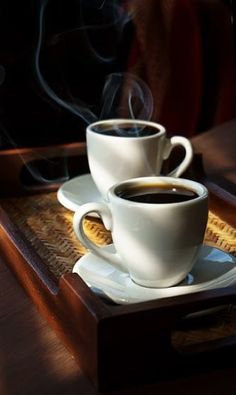 Mornin' Coffee With Me இڿڰۣ♥