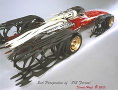 Speeding Sculpture: The Art of Dennis Hoyt