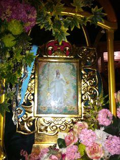 María Dispensadora de las Gracias Santas