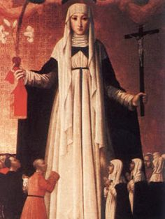 ST. CATHERINE OF SIENA ....Prayer to Avoid a Miscarriage