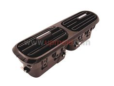 Automotive Centre Ventilator Grille Assembly General Mould For Reference Items Description Mould Core DIN2312,2738,2344,718,S136,8407,NAK80,SKD61,H13 etc. Hardness of steel 46~56 HRC Molud Standard HASCO,DME,MEUSBURGER,JIS,CHINA LKM Standard Mould Base LKM&Hasco&DME standard (A,B plate 1730,2311,2312,P20 ) Cavity Single/Multi Runner Hot/Cold Runner Maximum Mould Size 1500*1500 mm Surface of Mould EDM / High Polish&Texture Plasti...