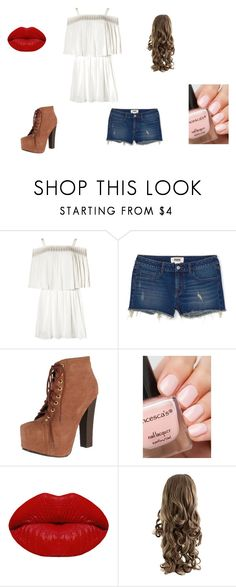 """""""Spring Day"""" by zkvaught ❤ liked on Polyvore featuring Breckelle's and Winky Lux"""
