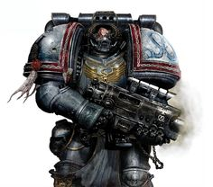 The Iron Snakes are a Space Marine Chapter. Their primary mission is the safeguarding of the area of Imperial space referred to as the Reef Stars.