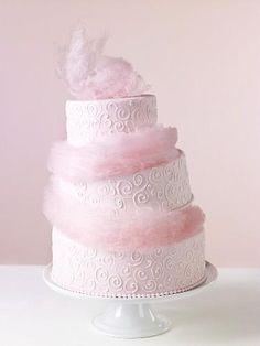 Fairy Floss cake - so many amazing flavours http://spunfairyfloss.com.au/