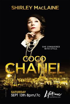 COCO CHANEL (2008): The life story of legendary fashion designer Coco Chanel.