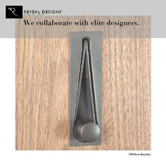 Reveal Designs by Sun Valley Bronze available at Premium Hardware in Columbus, OH.
