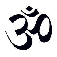 Om (Sanskrit: ॐ) is a sacred sound and a spiritual icon in Dharmic religions. Sanskrit Tattoo, Om Symbol Tattoo, Sanskrit Symbols, Ohm Symbol, Yoga Tattoos, Wrist Tattoos, Tatoos, Ohm Sign, Female Tattoos