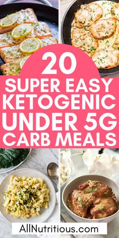 These very low carb meals are great if you're on a ketogenic diet. They will keep you in ketosis and help you lose weight. These very low carb meals are great if you're on a ketogenic diet. They will keep you in ketosis and help you lose weight. Ketogenic Diet Weight Loss, Diet Meal Plans To Lose Weight, Ketosis Diet, Ketogenic Diet Meal Plan, Ketogenic Diet For Beginners, Diets For Beginners, Ketogenic Recipes, Low Carb Recipes, Diet Recipes