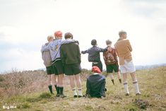 [STARCAST] BTS <The Most Beautiful Moment in Life Young Forever> jacket photo shooting site!