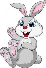 Vector illustration of cute rabbit bunny sitting Poster Cute Bunny Pictures, Rabbit Pictures, Bunny Images, Hare Illustration, Free Vector Illustration, Rabbit Drawing, Disney Cartoons, Cartoon Images, Animal Drawings