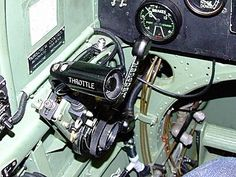 WW2 - Allied Aircraft Interiors: Spitfire.