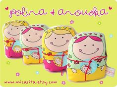 polina & anouska ♥ by Rosy´s Page ♥ micasita house™, via Flickr