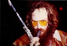 Ian Anderson - Jethro Tull  Stormwatch Tour - Madison Square Garden, New York NY, 1979. (gairid1791 - Flickr)