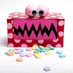 valentine box despicable me