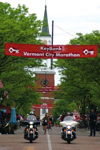 The 20th Annual KeyBank Vermont City Marathon and Marathon Relay—Just Awesome