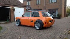 The only Clubman conversion for sale in the UK. Mini Cooper Classic, Classic Mini, Mini Clubman, Mini Coopers, Mercedes Benz For Sale, Used Car Prices, Classic Cars British, Classic Car Sales, Car In The World