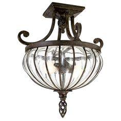Palencia Semi-Flush Mount Light - Palencia Ceiling Light
