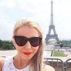 Dream come true! The #EiffelTower  #amour