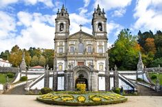 Braga | 19 Places You Can't Miss in Portugal | The best cities, beaches, islands and towns to visit in the beautiful country of Portugal,