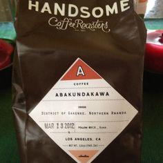 Handsome Coffee Roasters Abakundakawa, District of Gakene, Northern Rwanda