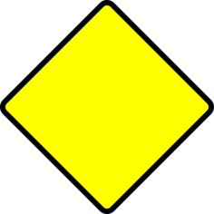 Blank road sign clip art-- free .png download
