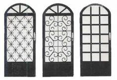 valores de grades de de ferro para portas