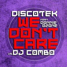 Killerrap meets EDM - DISCOTEK vs. DJ COMBO feat. Donnie Ozone mit neuer Single