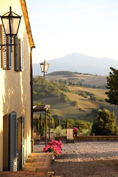tuscany - hither and thither