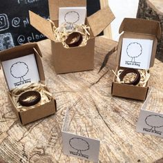 Wooden Rings, Gift Vouchers, Recycling, Gift Wrapping, Make It Yourself, Ireland, Plants, Eco Friendly, How To Make