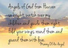 Angels guard