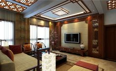 Chinese-style-ceilings-and-furniture-3D.jpg (1221×751)