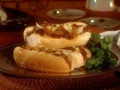Coney Island Chili Dogs Recipe : Sandra Lee : Food Network - FoodNetwork.com