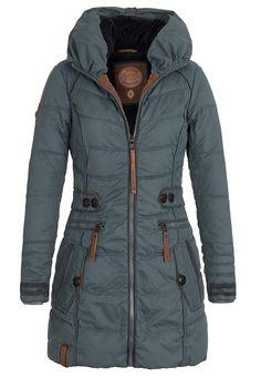 another cool coat from vegan coat company naketano. #vegan #vegetarian #vegandowncoat