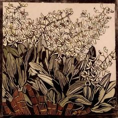 Australian Rock Lily, hand-colored woodcut by Margaret Preston, Australian artist Henri De Toulouse Lautrec, Australian Painters, Australian Artists, Gallery Of Modern Art, Art Gallery, Linocut Prints, Art Prints, Woodcut Art, Margaret Preston