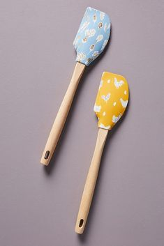 Bodega Spatula by Anthropologie in Yellow, Kitchen Kitchen Set Up, Smart Kitchen, Kitchen Colors, Kitchen Stuff, Kitchen Dining, American Kitchen Design, The Bodega, Kitchen Quotes, Home Automation
