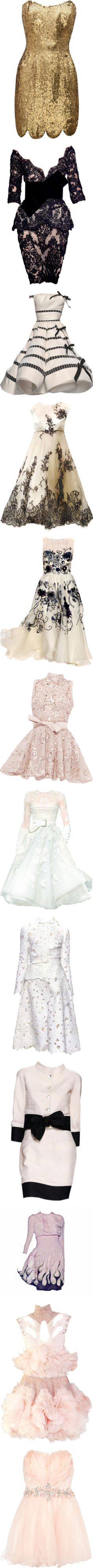 """Ready for the Cocktails"" by linea-prima ❤ liked on Polyvore"
