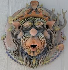 Goons - Douglas Fey Pottery     offering  Bird GarglerTM  bird houses & garden accessories handmade one at a time------------ no two are the same.