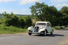 Balaton Classic Grand Prix 2014 Citroën Traction 1956