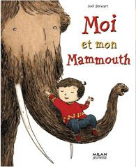 Me and My Mammoth by Joel Stewart - book cover, description, publication history. Art History Major, Art History Memes, Christmas Illustration, Illustration Art, Album Jeunesse, History Teachers, Children's Picture Books, American History, Childrens Books