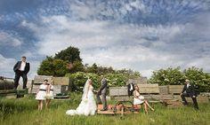 Creative Wedding Photography  Photography by http://www.bumbleandbrown.com/  Wedding Venue - Fitzleroi Barn
