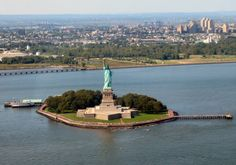 Liberty from the air <3